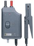 Mini clip-on ammeter DC/AC